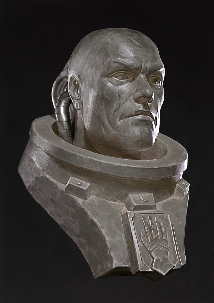 Busts for Sons of the Selenar