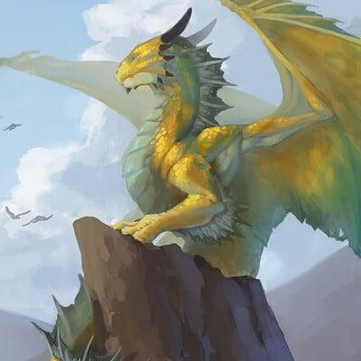 Laura galli dragon s tale final