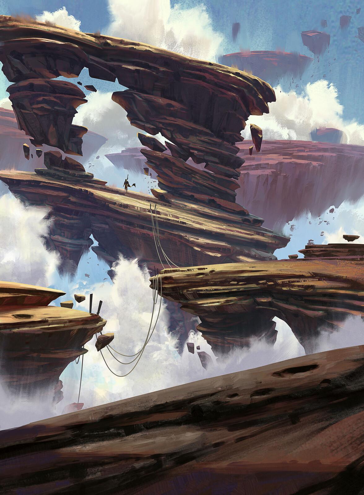 MTG: Zendikar Rising - Lands