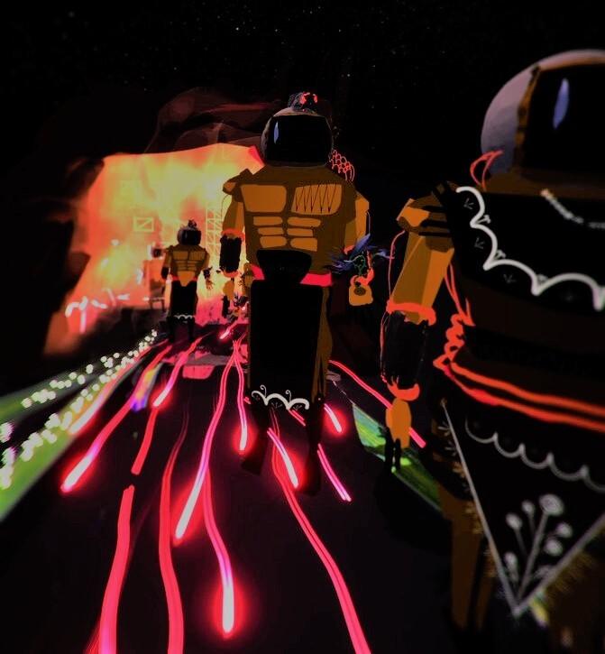 Onkwehonwe Sky Travelers 3D Environment ScreenShot