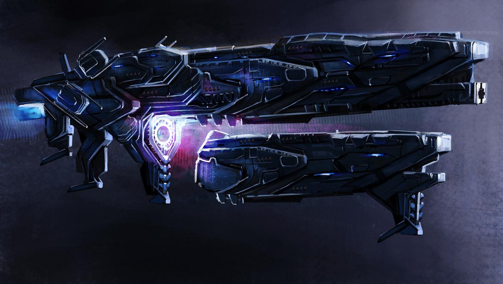 Eminence - class dreadnought