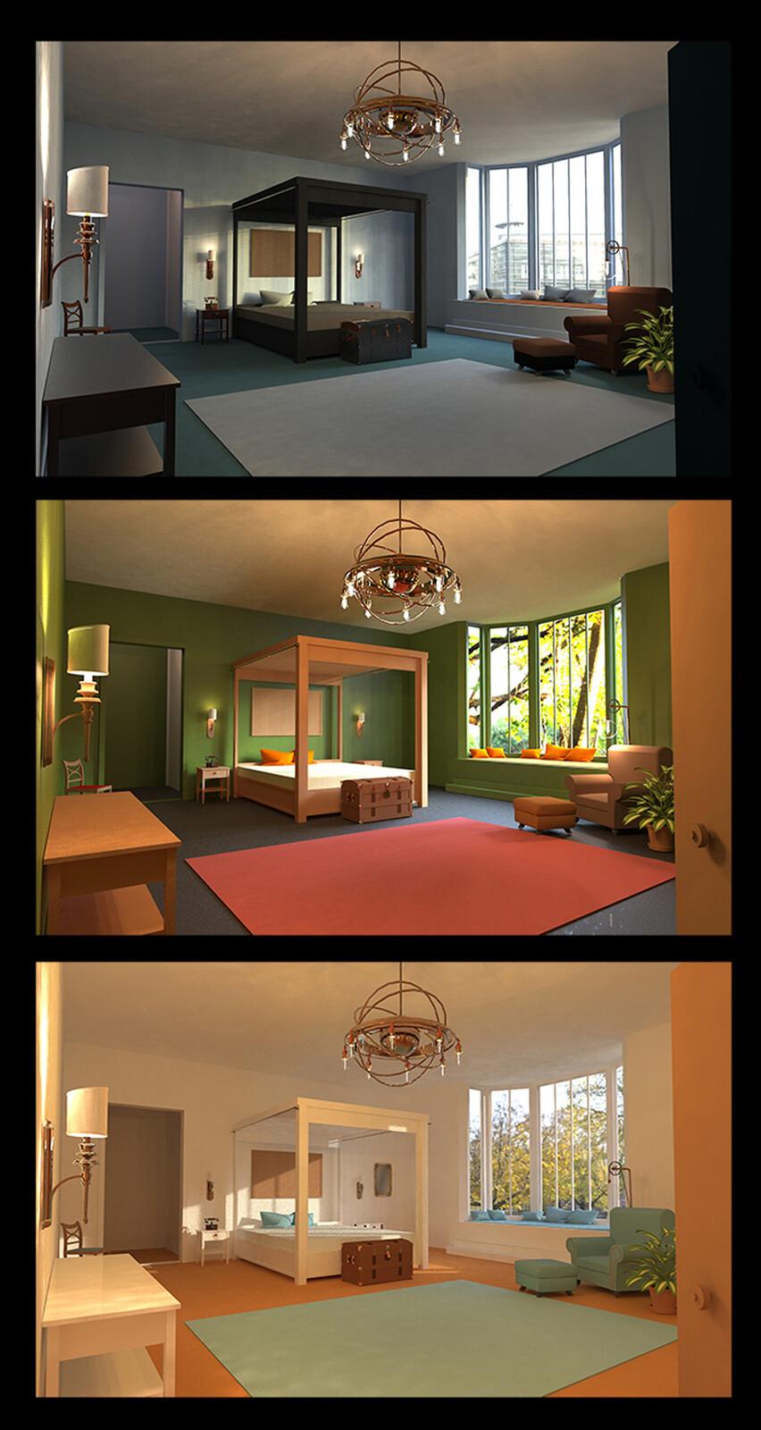 Keyshot renders