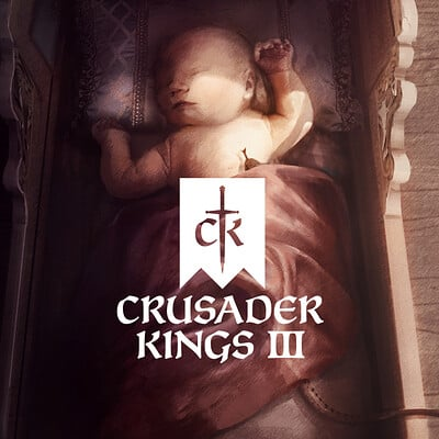 Erik nykvist erik nykvist crusader kings 3 trailer concept with logo