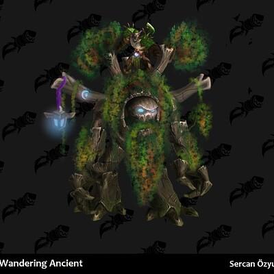 Sercan ozyurt ancientwalkermount5