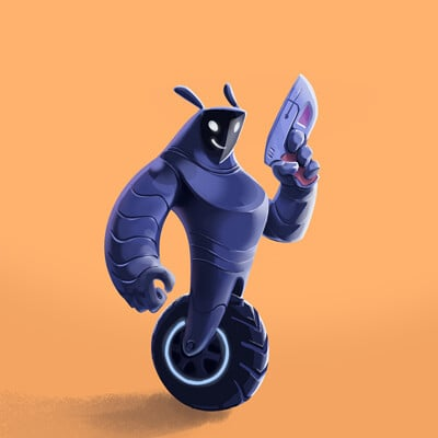 Amir dror robot 2