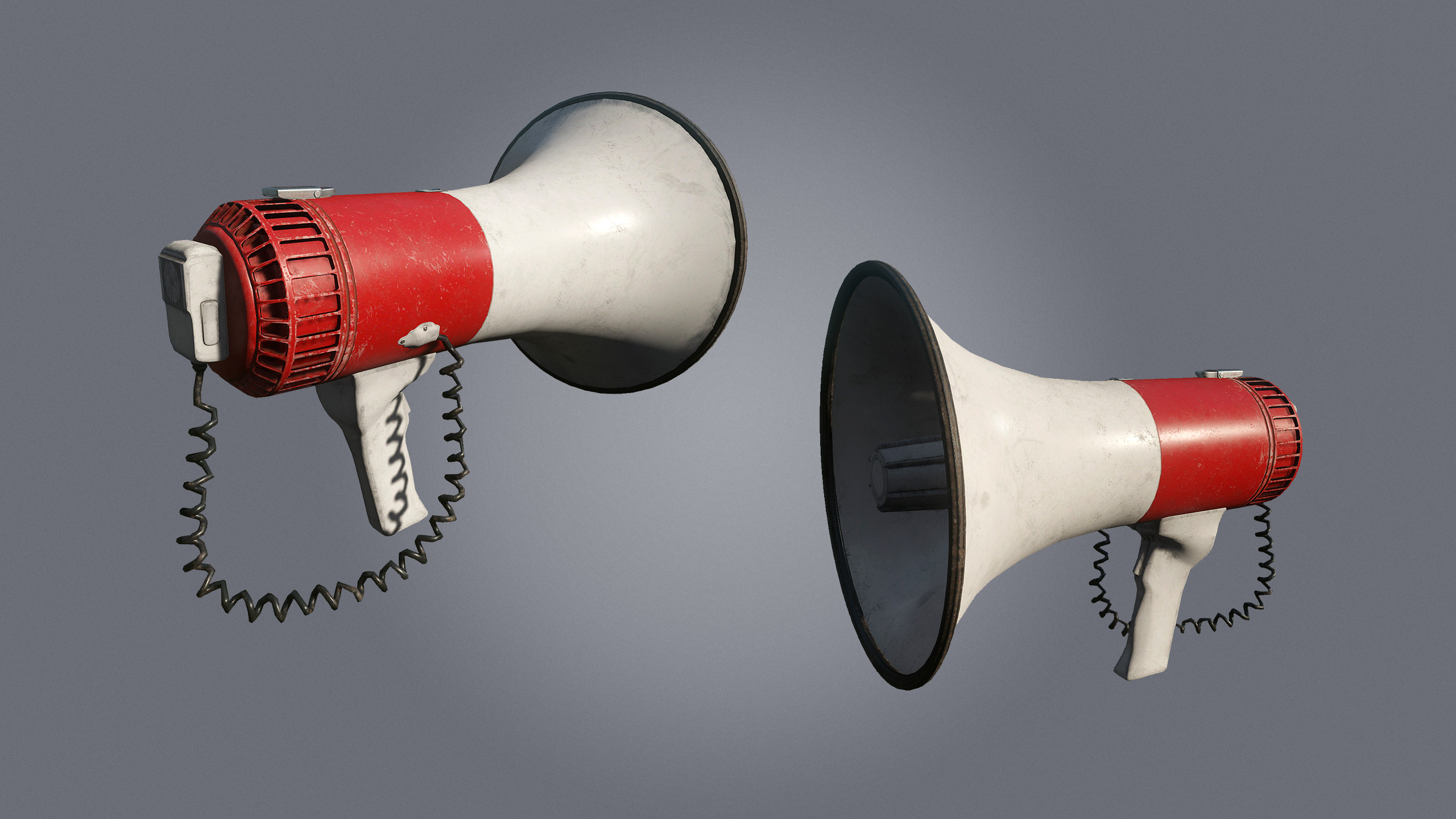 Megaphone increases range and loudness of VOIP