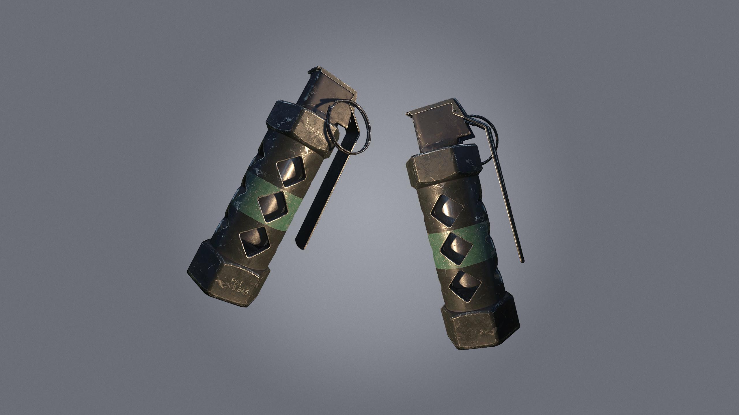 M84 Flashbang Grenade