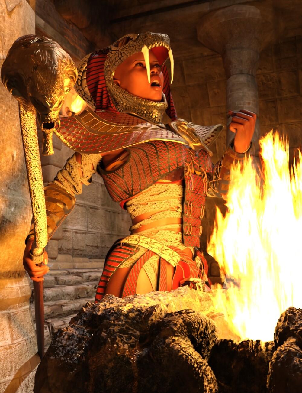 Priestess Of Uadjet