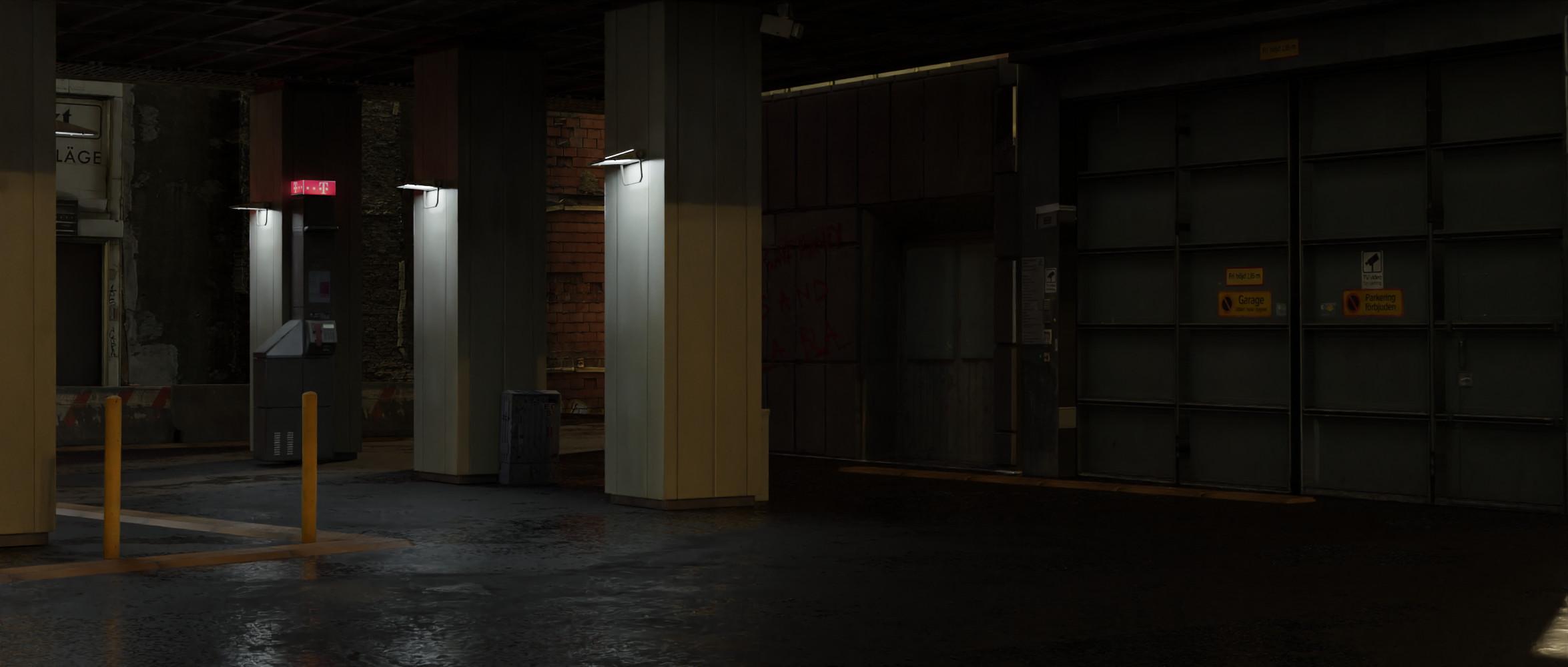 raw scene render