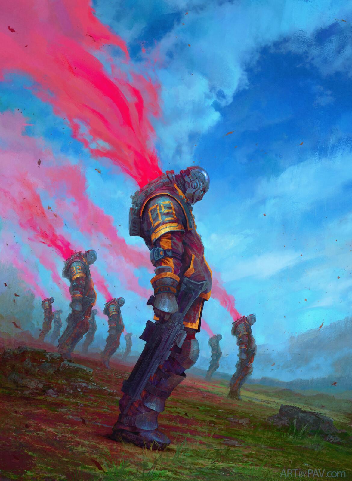 Terraformation Bot Squad
