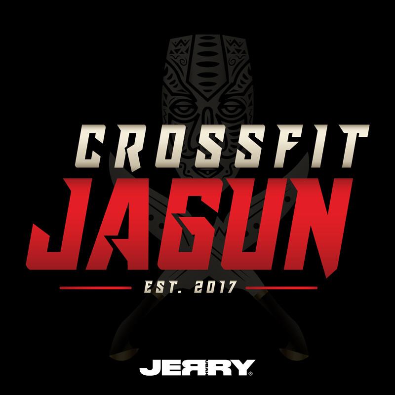 CrossFit Jagun | Logo Design
