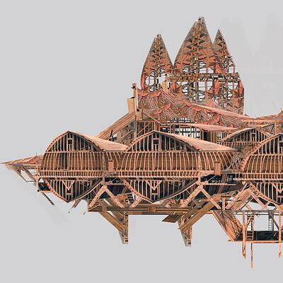 Arnaud caubel woodneststructures arnocob sketch 01