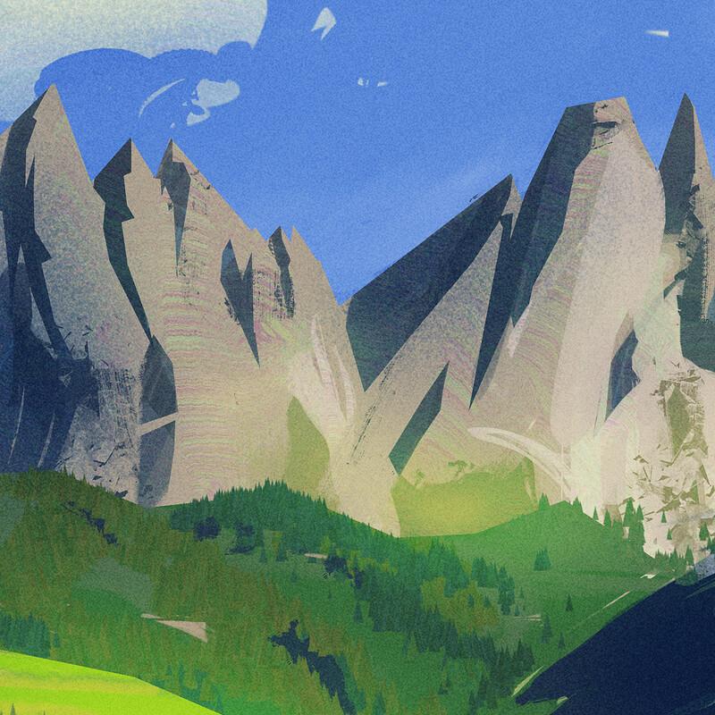 Graphic Landscape Studies