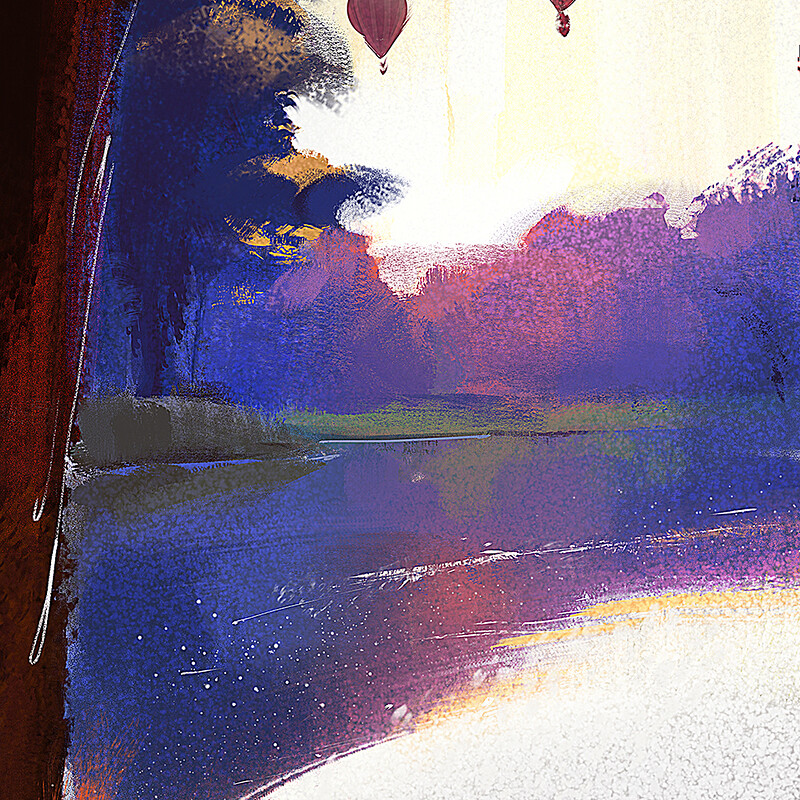 sunset lake studies