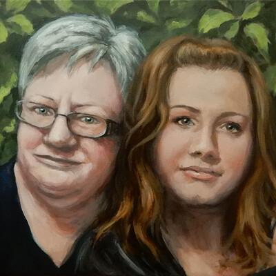 Portret podwójny (2020)