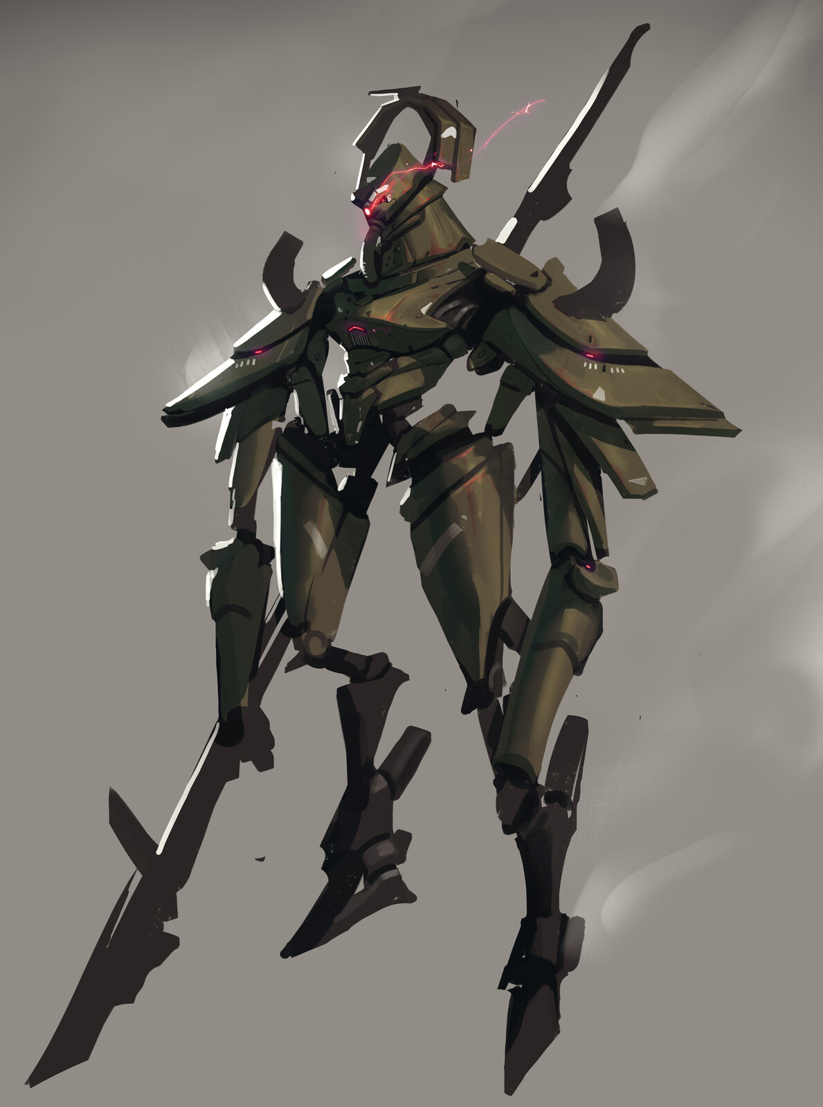 Long Arm Assault Bot
