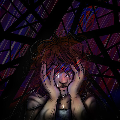 Kassandra alfaro d18 overwhelmed