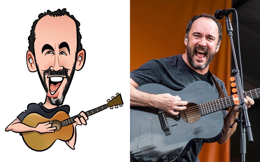 Dave Matthews, DMB
