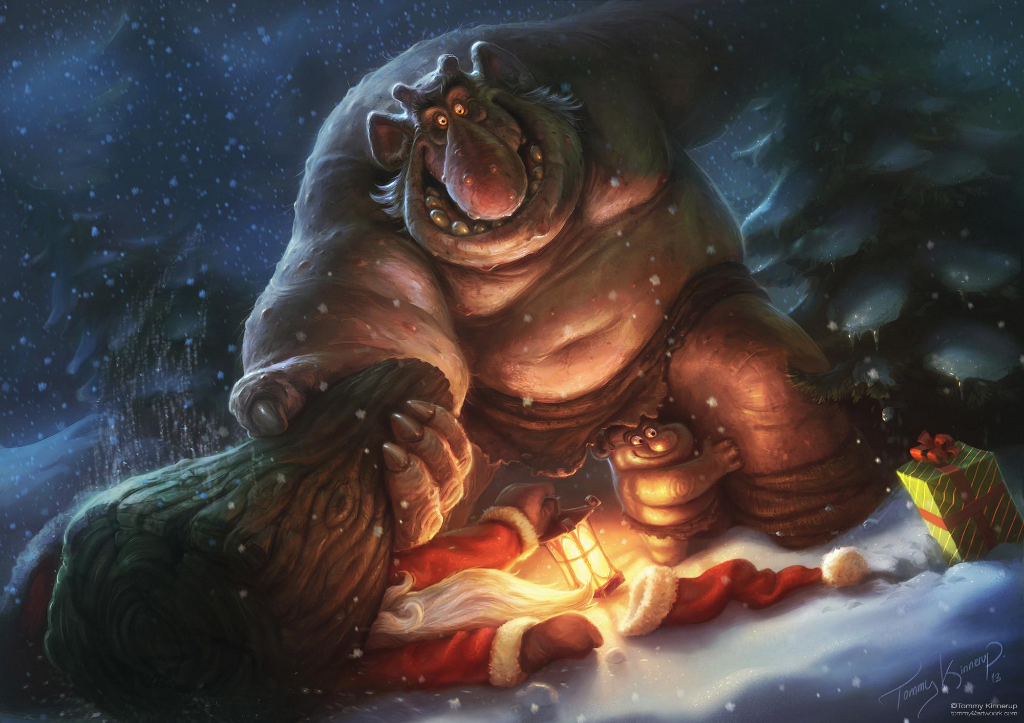 Merry Christ'smash!
