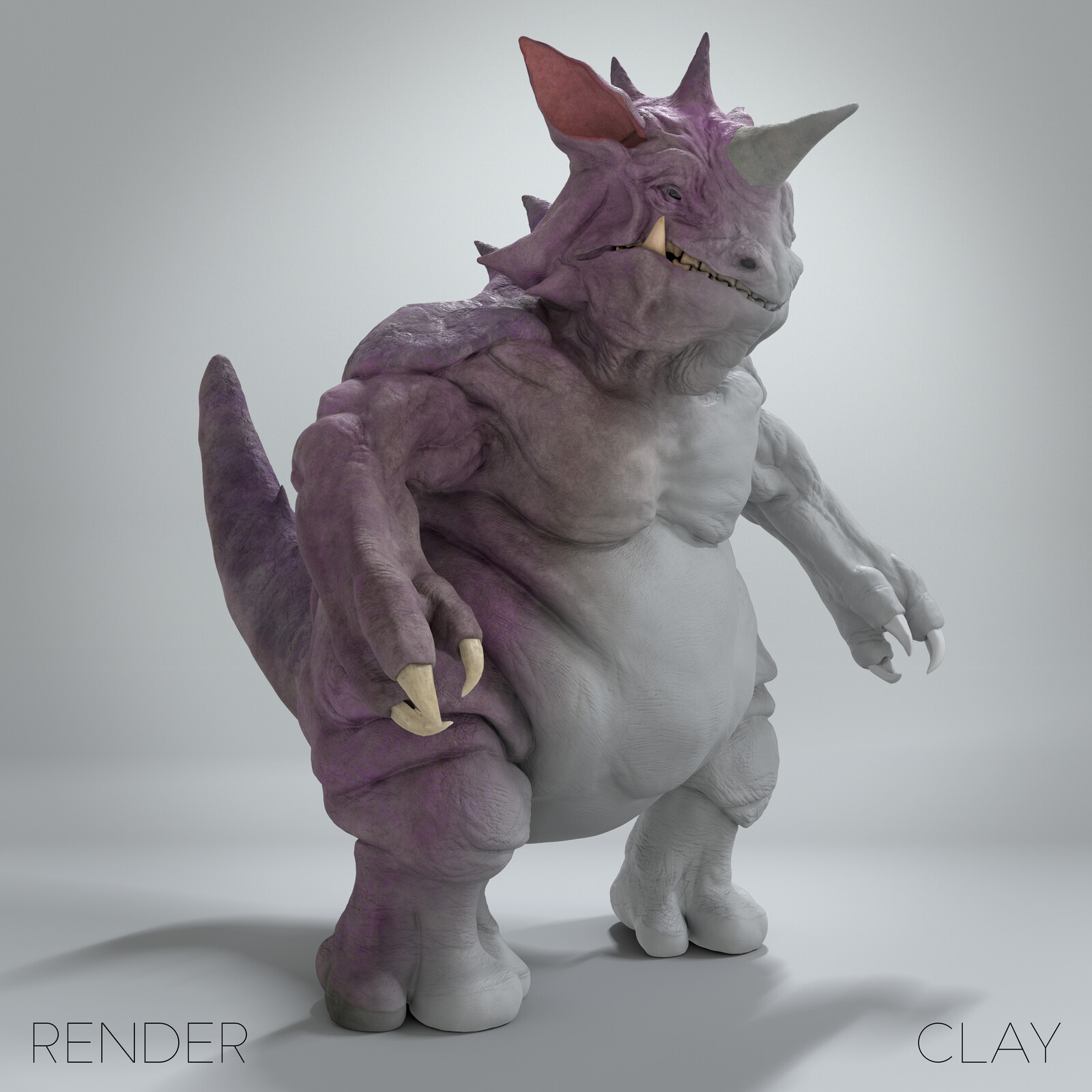 Clay - Front