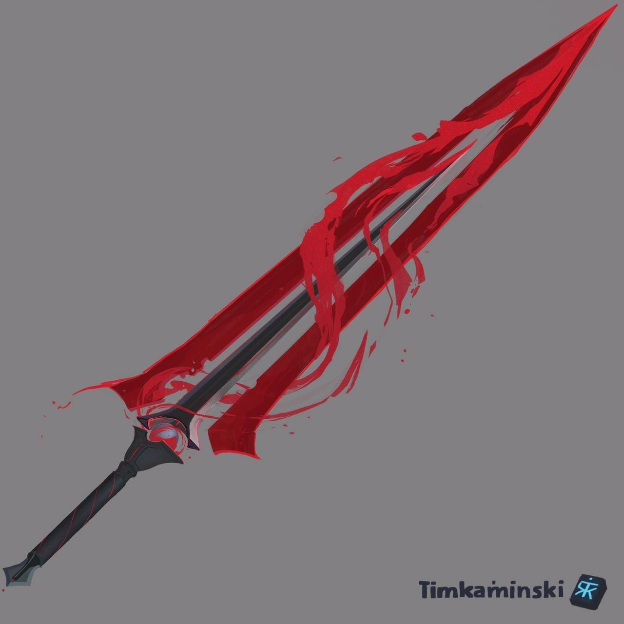 ❣️The Cursed Blood Blade ❣️