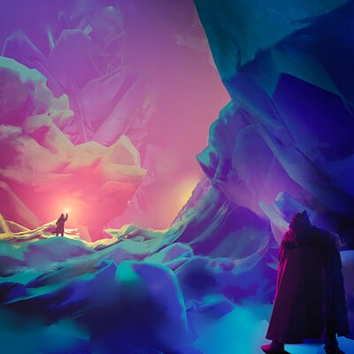 Sylvain romiguier icecave