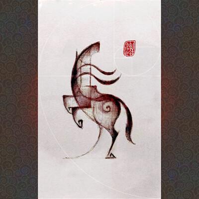 Eric lynx lin horse 091320