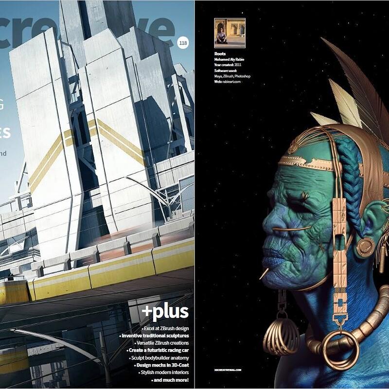 3D Creative Magazine