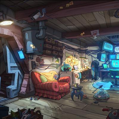 Tommy kinnerup 03 subwaysurfers animatedseries tommykinnerup
