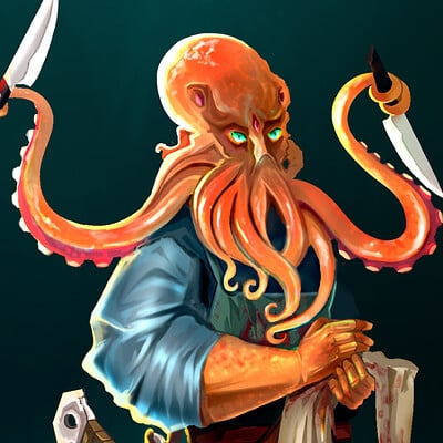 Oddsock concepts octopus
