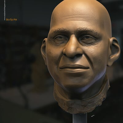 Surajit sen bhushan digital sculpture surajitsen sept2020a