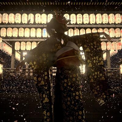 Splendor: Yasaka-jinja