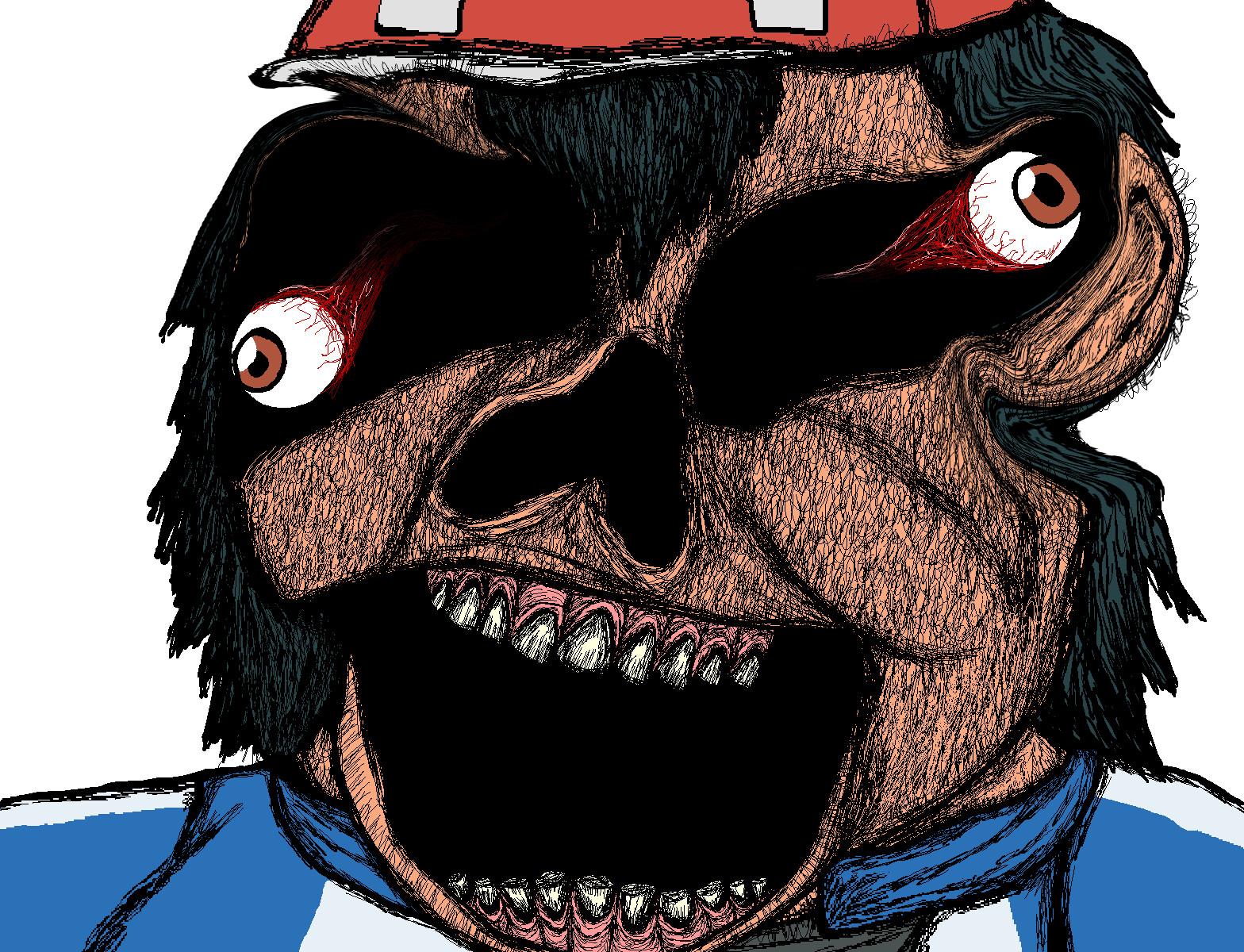 Creepy Ash