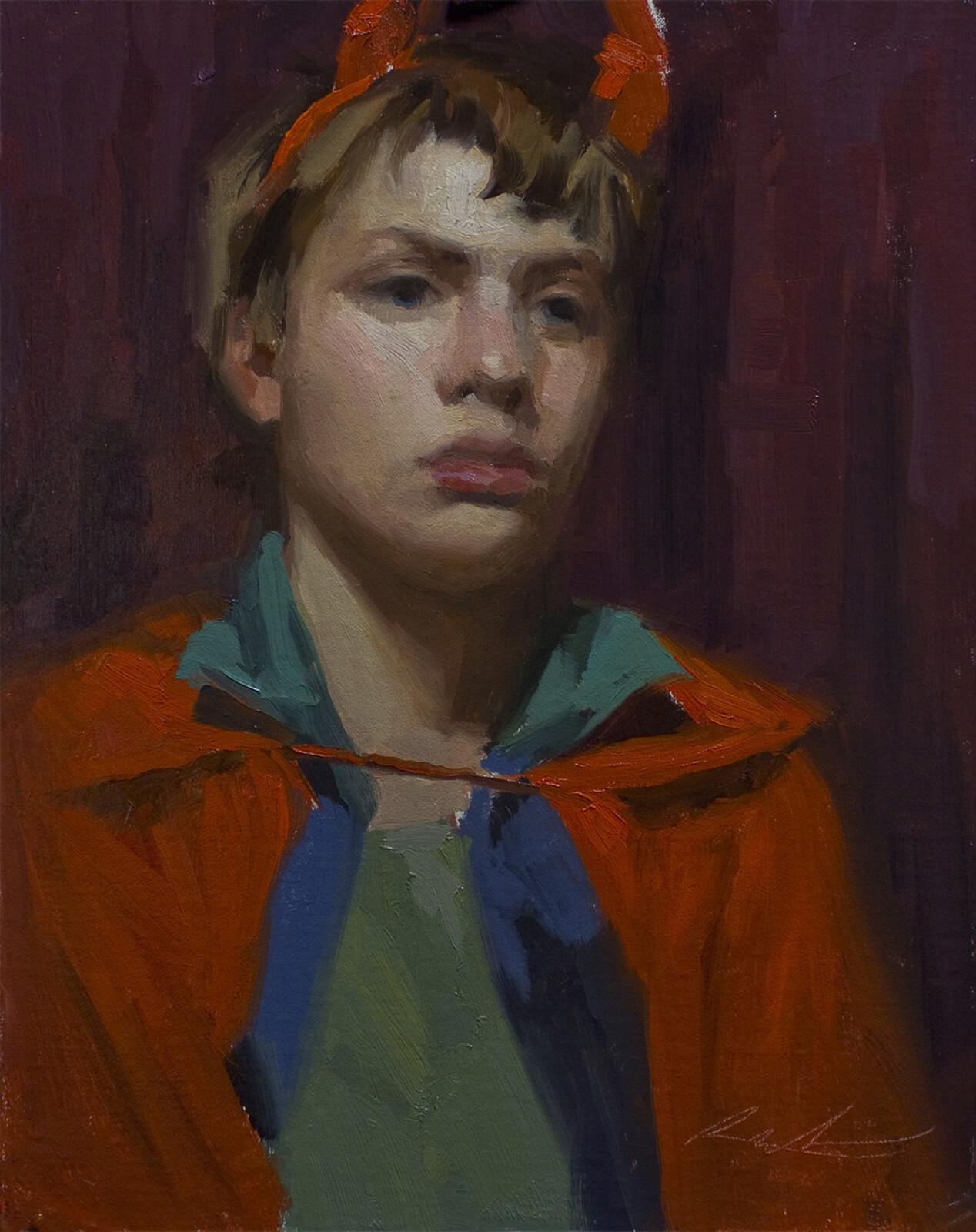 Alla-Prima Portraits