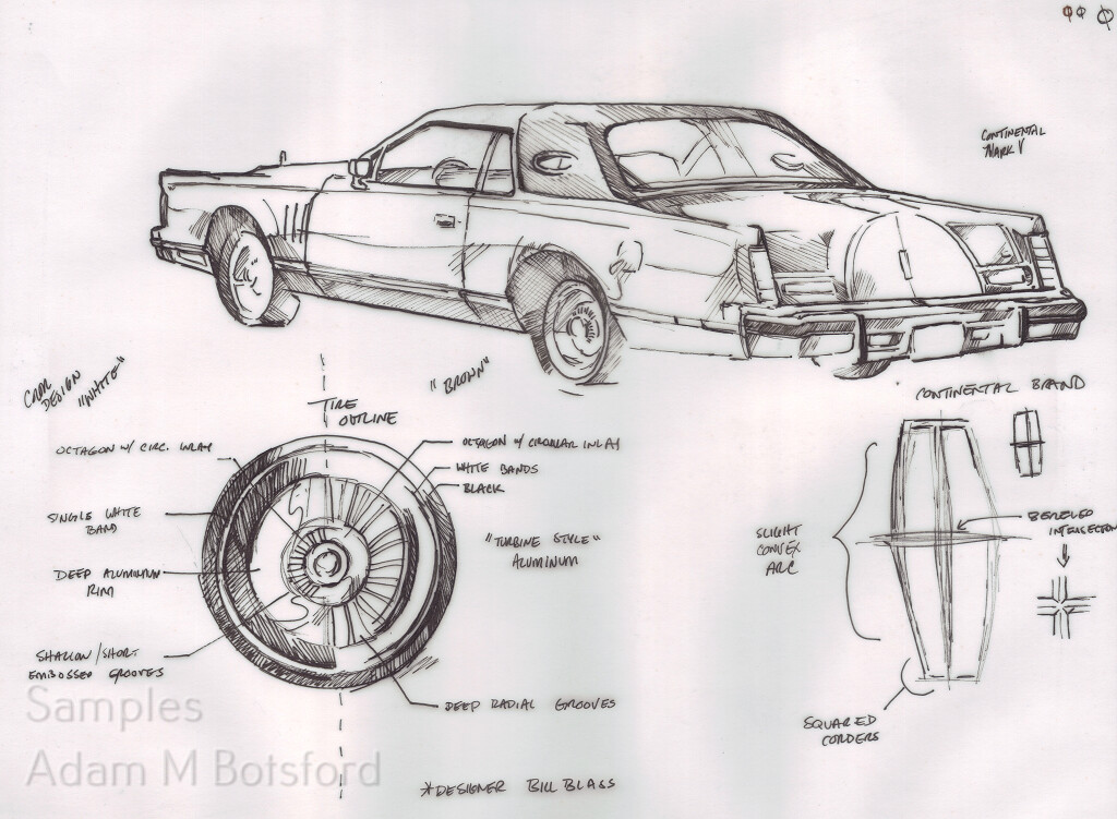 Vehicle Study - Car
