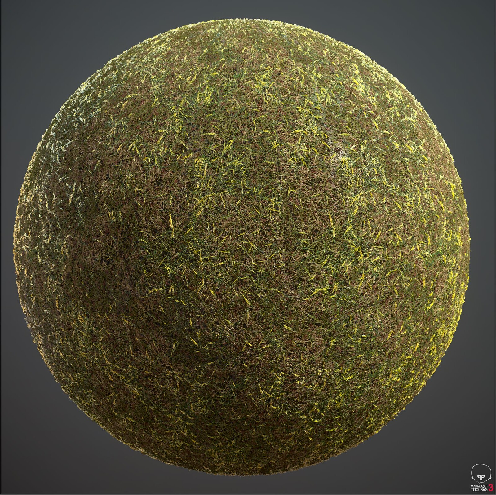 Grass Material (for cabin scene)