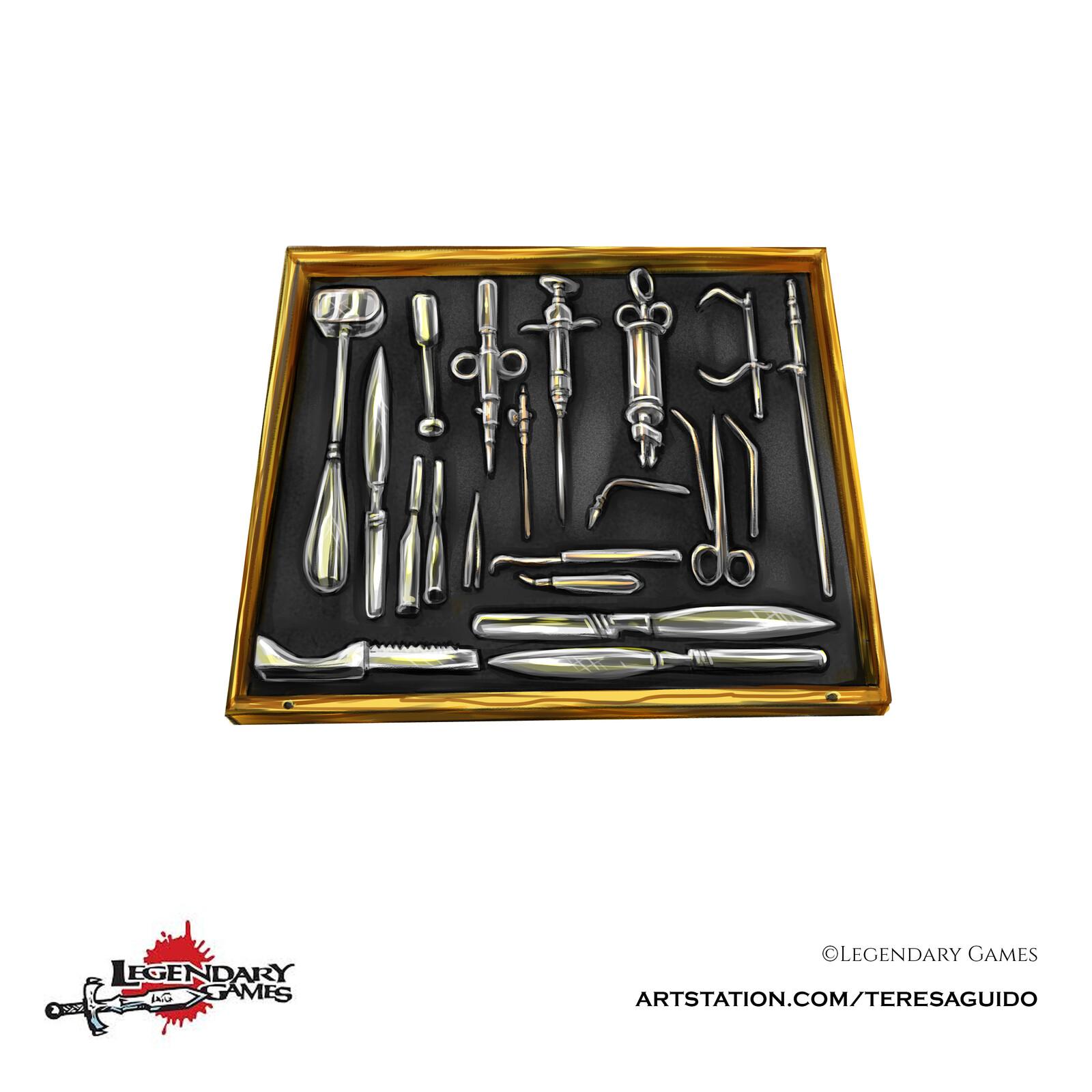Lobotomy Tools
