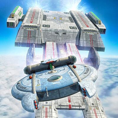 Luca oleastri space jet glador