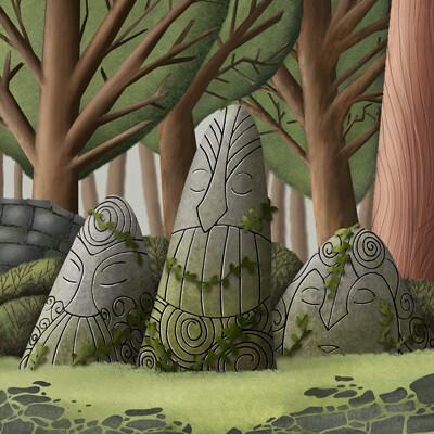 Spencer kelly faerie stones
