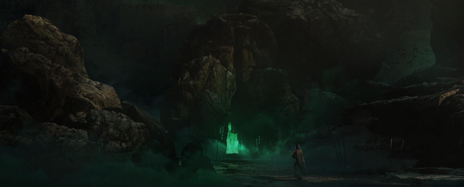 Arcane Cavern