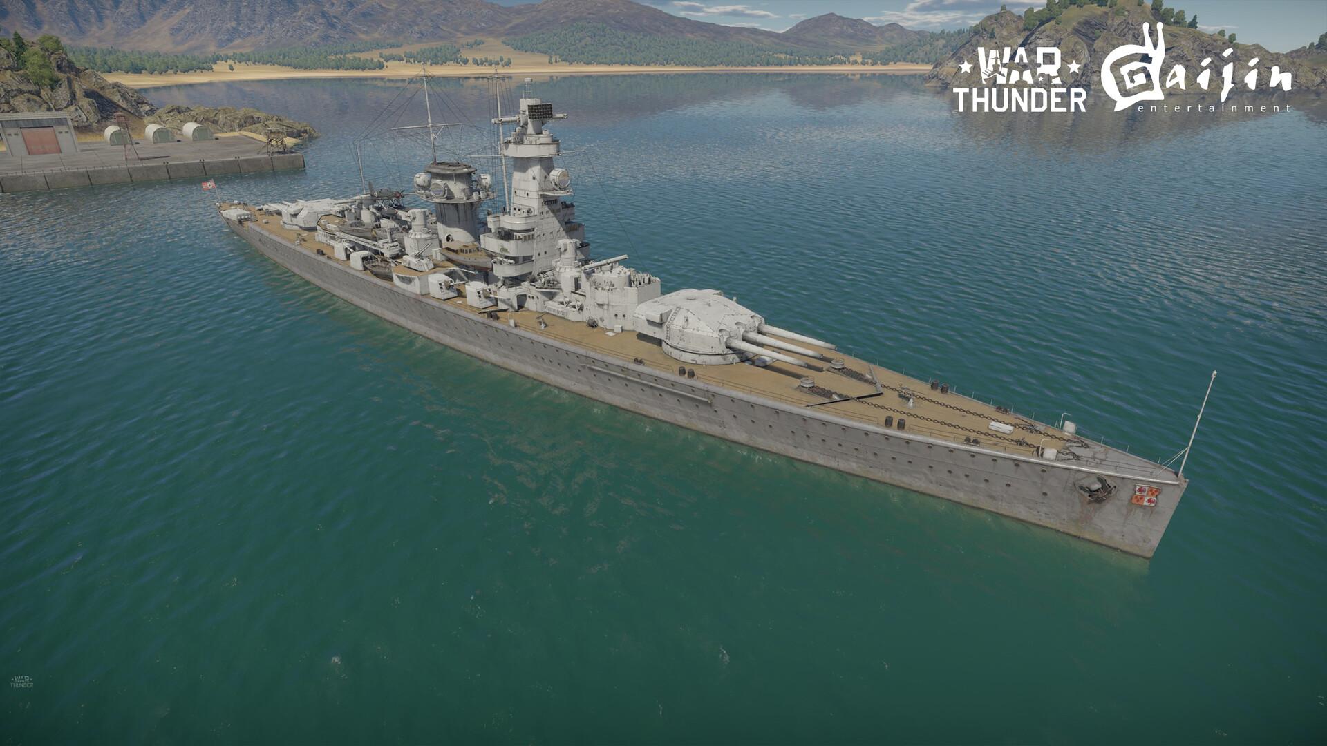 Graf Spee War Thunder