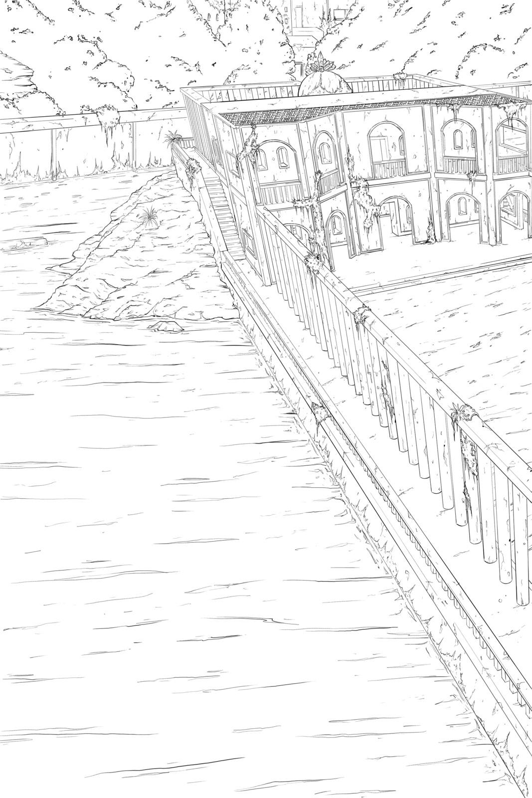 Line Art - Page 4
