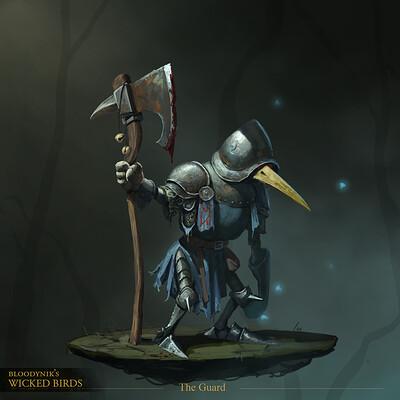 Nikita orlov birdwarrior