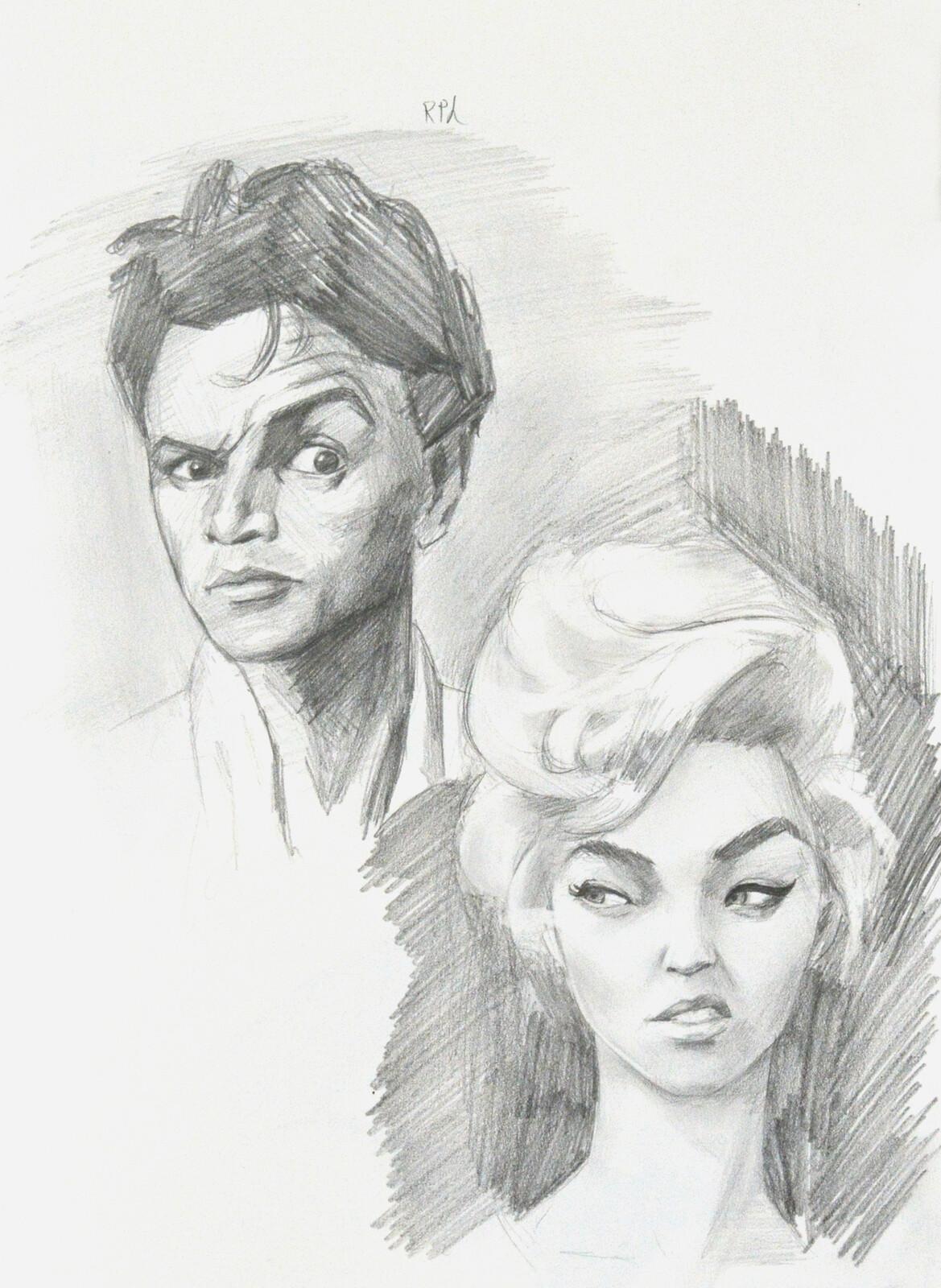 Portrait Practice - I