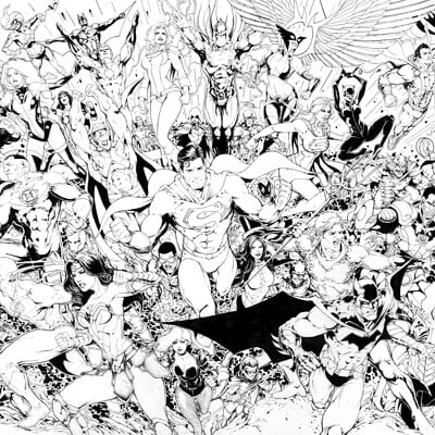 Andrew griffith dc universe