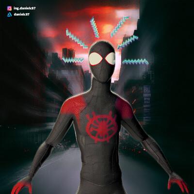 Daniel quintero spidermanfinalrd