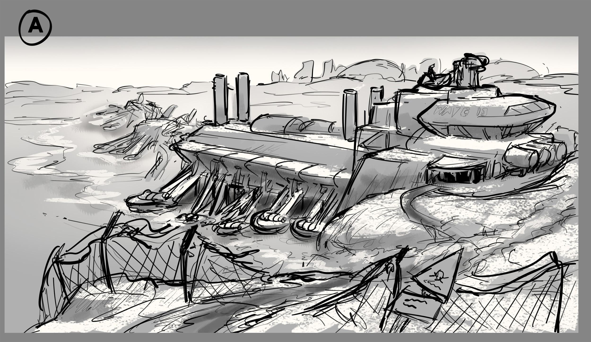 Scene Sketch 03