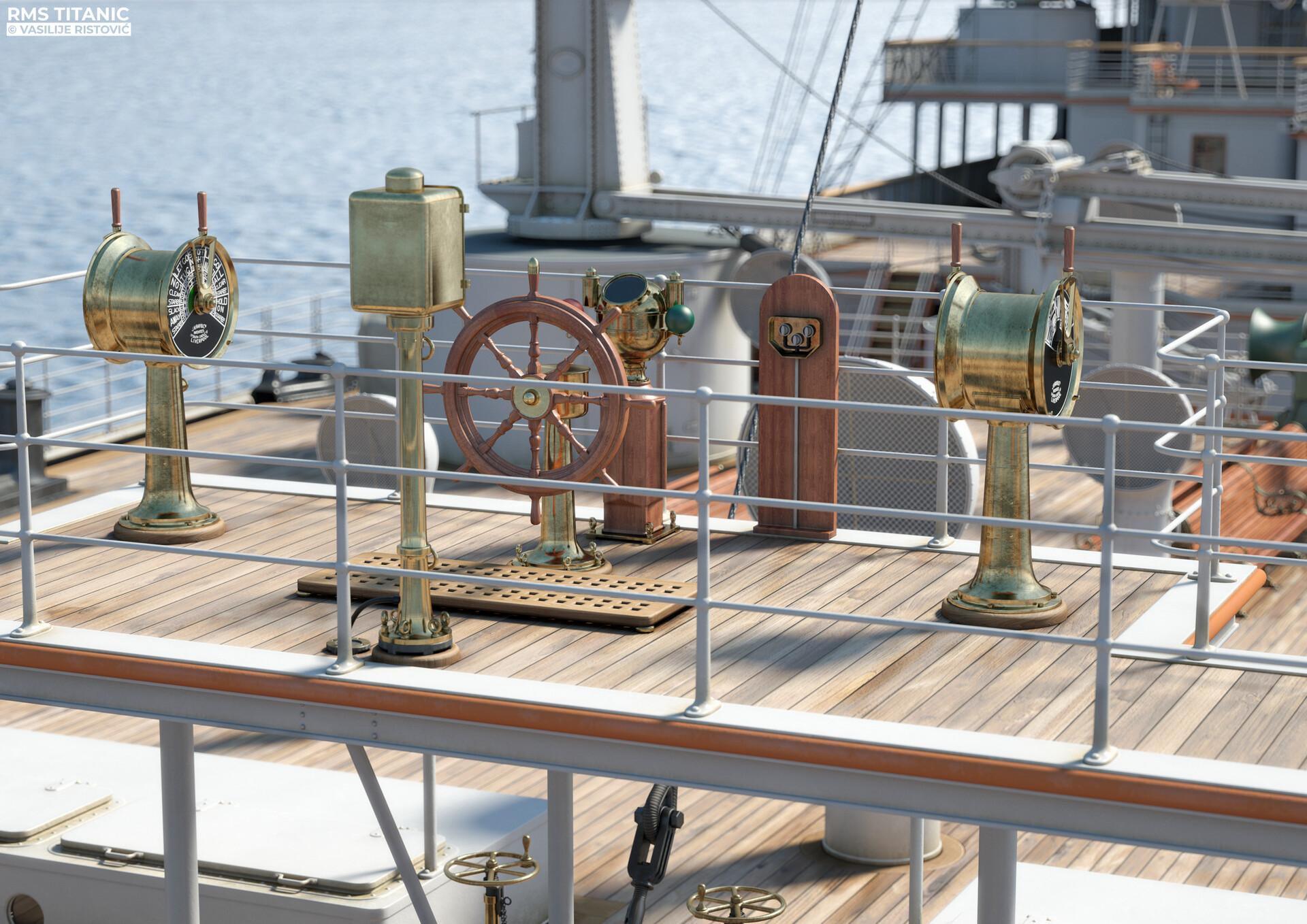 Montage Titanic Trumpeter 1/200 - Page 10 Vasilije-ristovic-02b