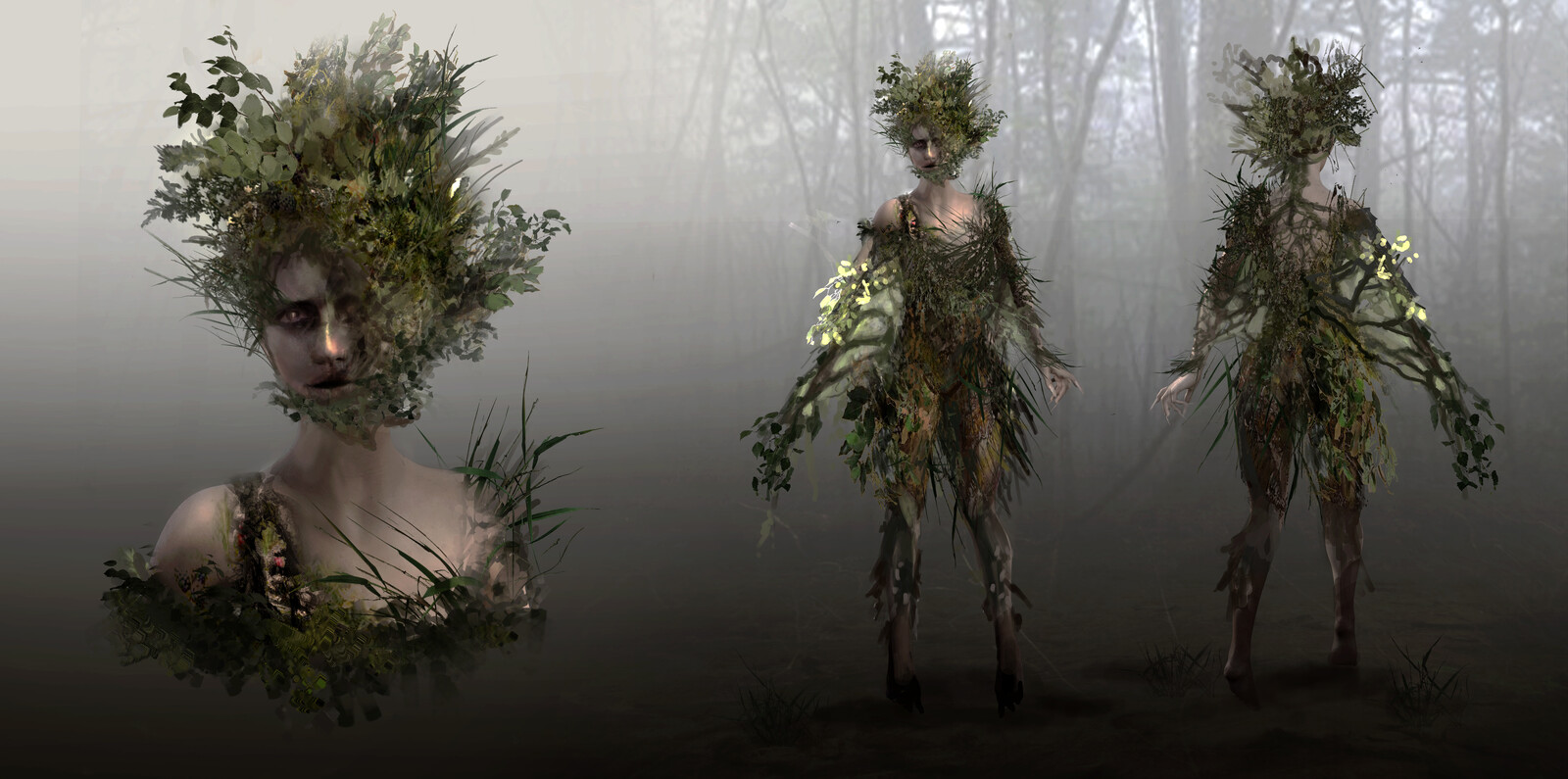 Forest Dryad CA