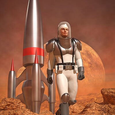 Luca oleastri red planet